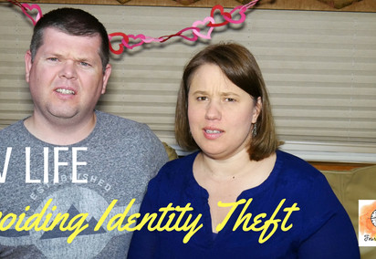 RV LIVING TIPS- AVOIDING IDENTITY THEFT