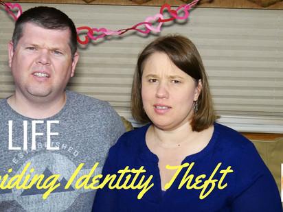 RV LIVING TIPS- AVOIDING IDENTITY THEFT