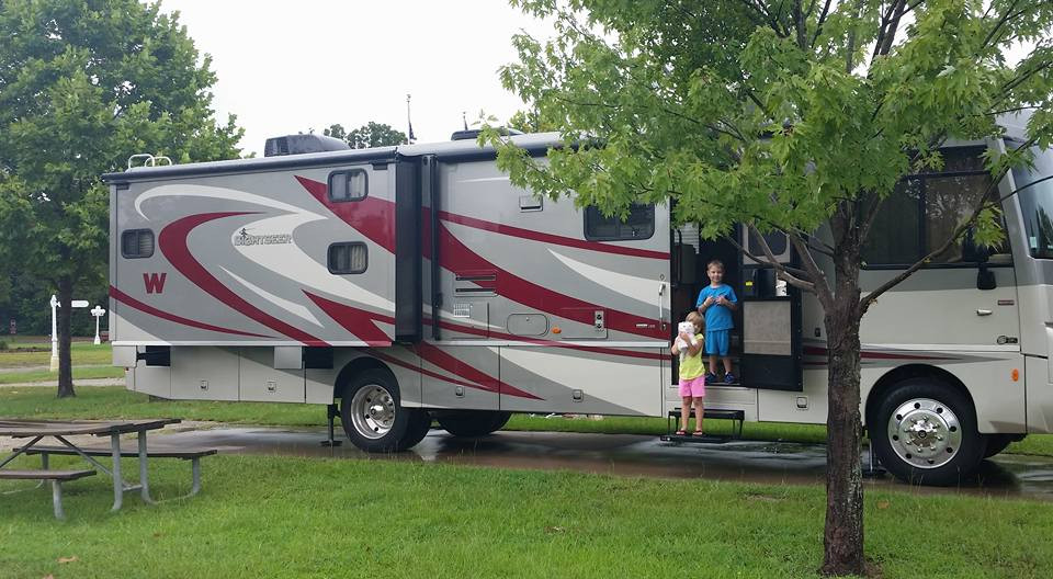 How we chose our first motorhome