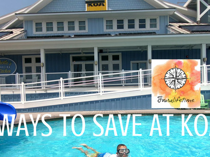 5 WAYS TO SAVE WITH KOA