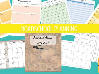 Roadschool Planning