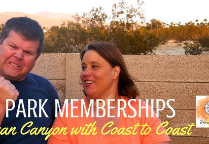 RV PARK MEMBERSHIPS: OCEAN CANYON AND COAST-TO-COAST - ARE THEY WORTH IT?