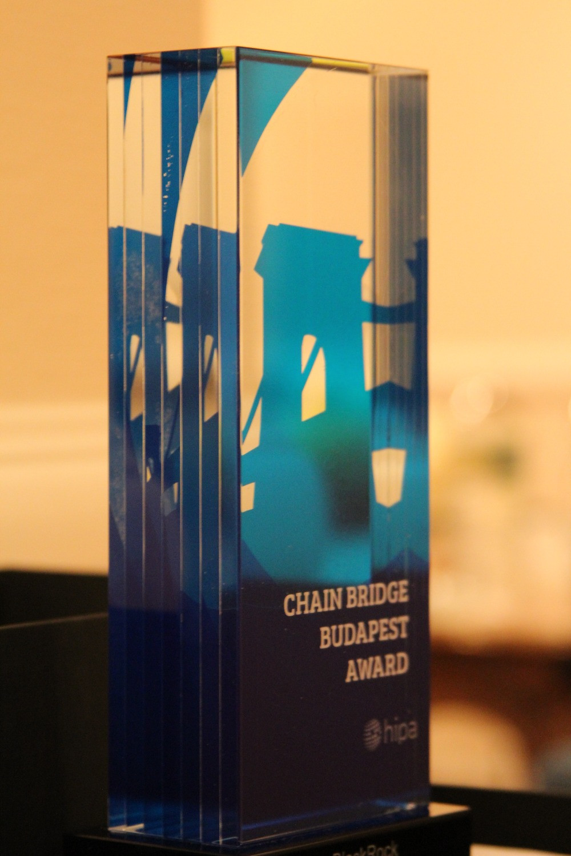 Chain Bridge Budapest Award