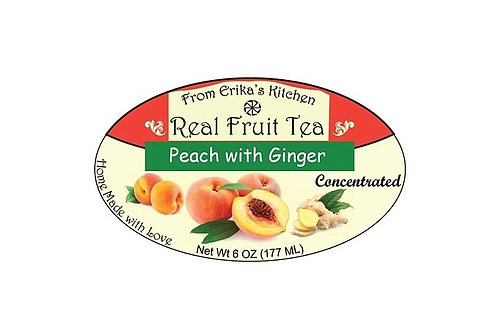 Peach with Ginger