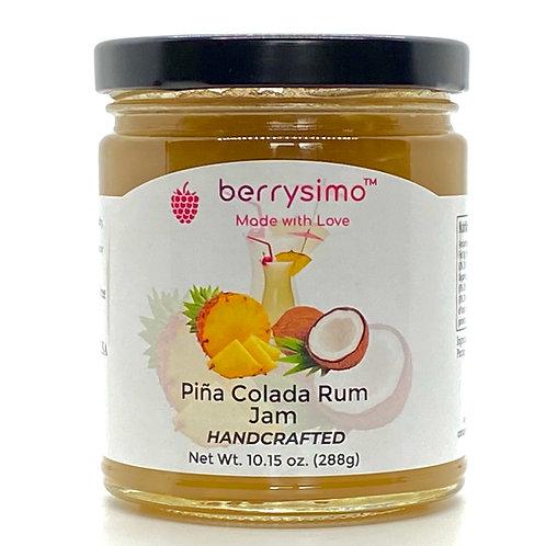 Berrysimo - Pina Colada Rum Jam