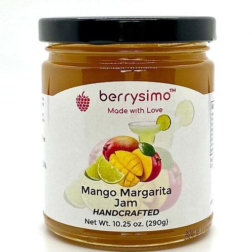 Berrysimo - Mango Margarita Jam