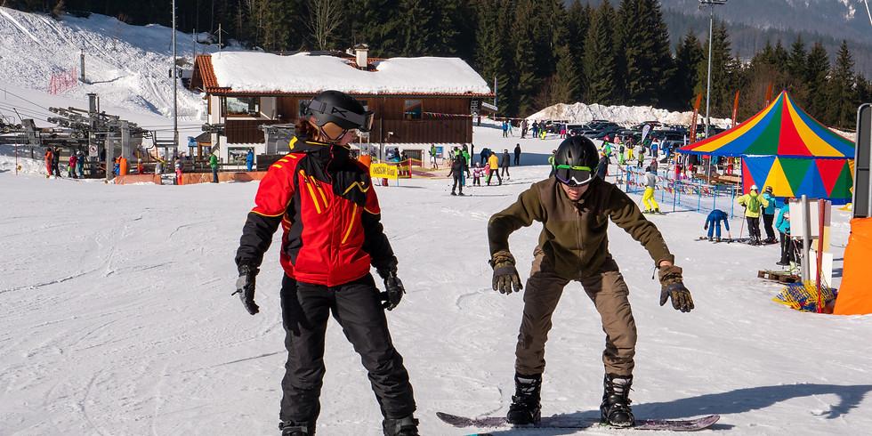 Skikurs für Zwergerl, Kinder und Erwachsene