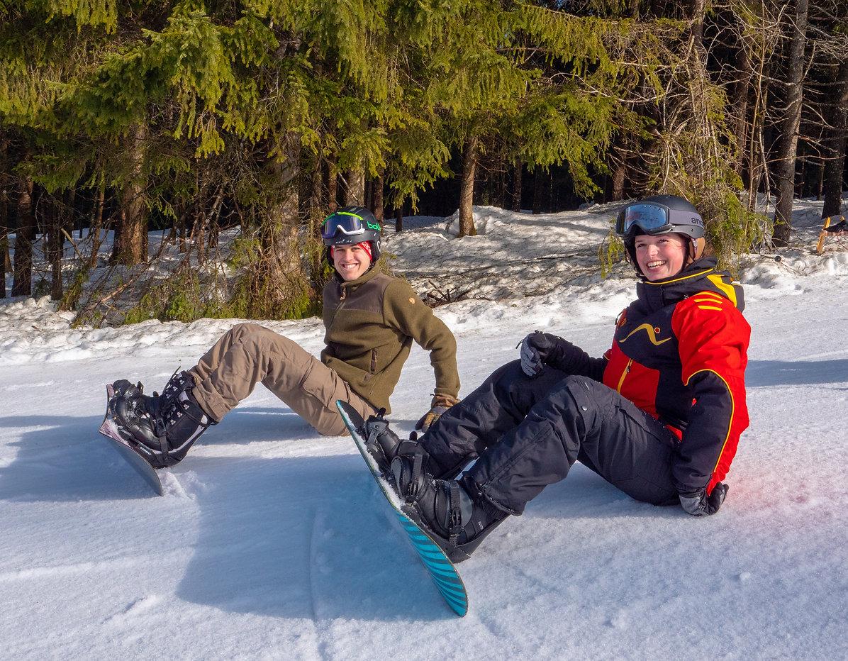 Snowboardkurs Bischofswiesen