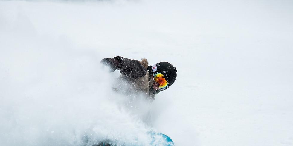 Snowboardkurs | 2,5h | 14.02 - 17.02