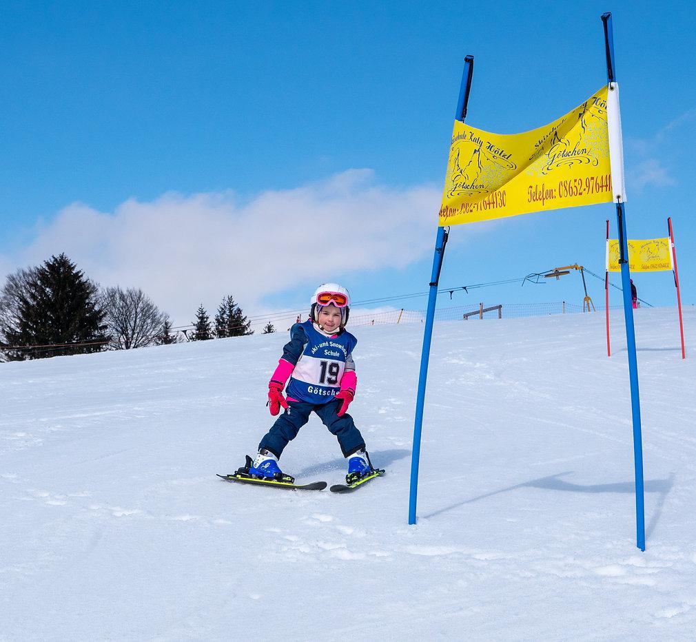 Kinderschikurs Berchtesgaden