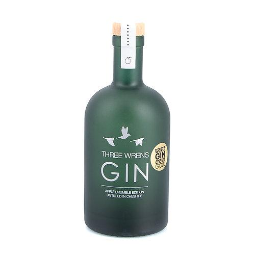 Three Wrens Gin Apple Crumble Edition