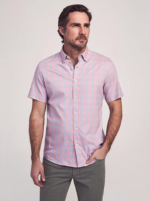 Faherty Brand Short-Sleeve Movement Shirt