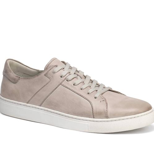 H.S. Trask Gray Calfskin Shoe
