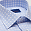 Thumbnail: David Donahue Oversized Gingham Dress Shirt