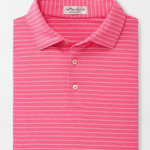 Peter Millar Crafty Polo- Pink Rose