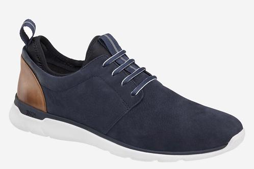Johnston & Murphy Prentiss Sneaker- Navy