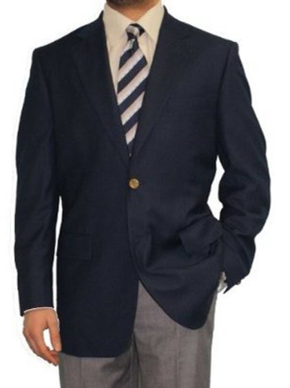 Metzger's Classic Navy Blazer