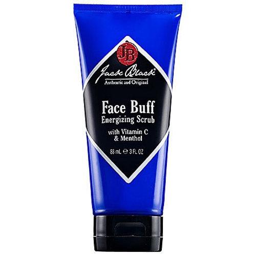 Jack Black Face Buff Energizing Scrub- 6 oz