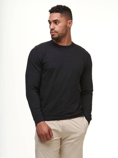 Tasc Legacy Sweatshirt- Black