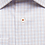 Thumbnail: David Donahue Tattersall Plaid Dress Shirt