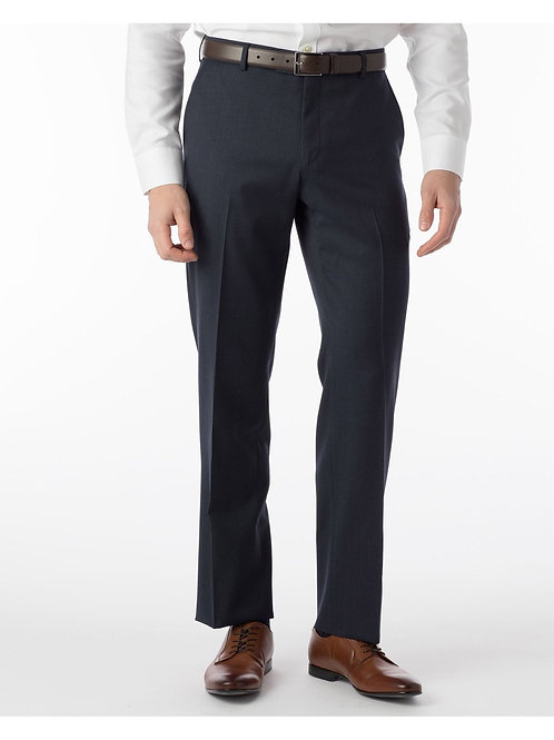 Ballin Traditional Fit Dress Pants- Navy Mix