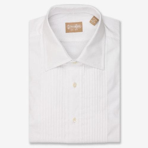 Gitman Bros Ten Pleat Tuxedo Shirt