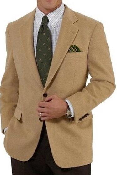 Men's Camel Hair Sport Coat