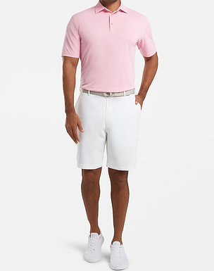 Peter Millar Salem Performance Shorts- White