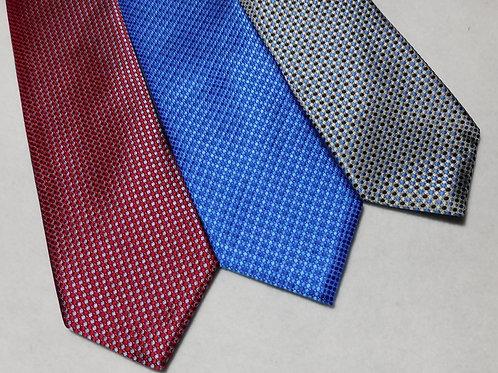 Bob Goodman Silk Necktie- Circles