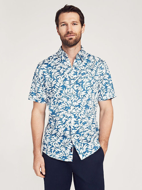Faherty Brand Short-Sleeve Playa Shirt