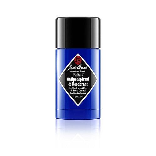 Jack Black Pit Boss Antiperspirant & Deodorant- 2.75 oz