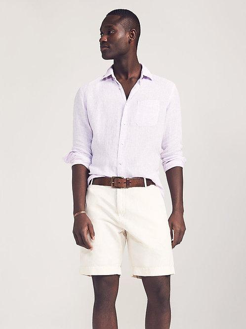 Faherty Brand Malibu Shorts- Stone