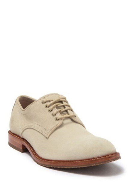 H.S. Trask Suede Oxfords
