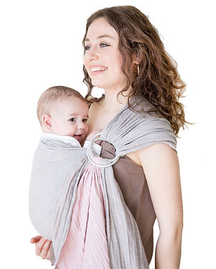 Mebien baby carrier ring sling picture.j