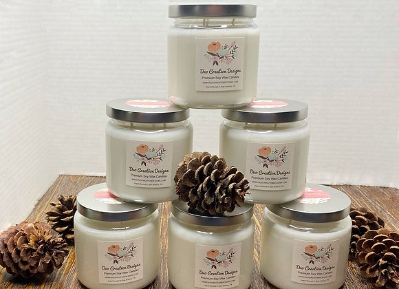 3 Wick Scented Candle (16oz)