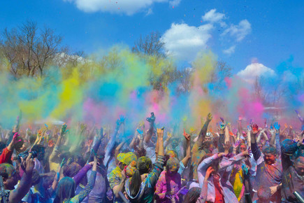 7 Tips for an Amazing Holi DC 2017