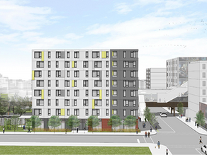 HABITAT SECURES FINANCING FOR PHASE 1 OF 43 GREEN!