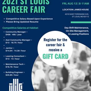 Habitat St. Louis Career Fair 2021