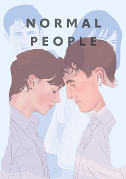 Normal People Poster