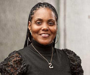 Antoinette Moton, The Habitat Company's Regional Manager, Habitat Affordable Group