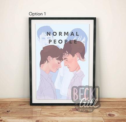 Normal People Print