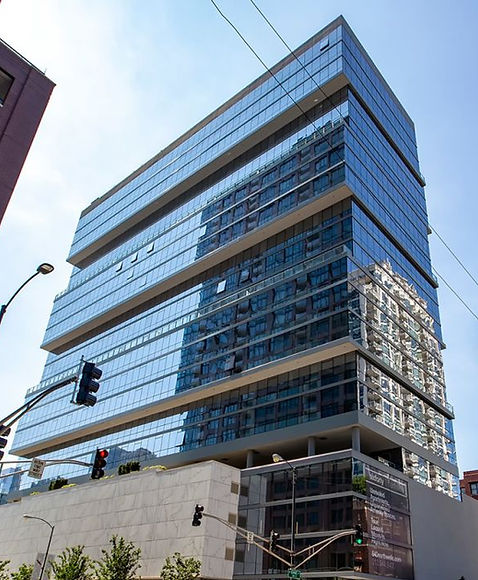 The Habitat Company managed property, sixforty north wells, or 640 N Wells, located in River North, Chicago IL