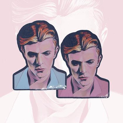 Bowie Sticker Pack