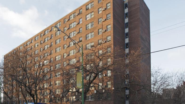 Edith Spurlock Sampson Apartments