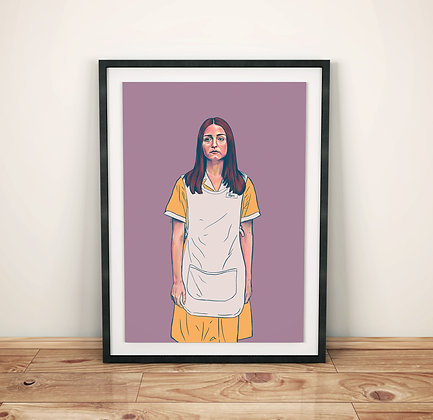Alyssa (TEOTFW) Print