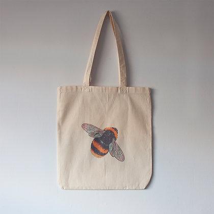 Bumblebee Eco Tote Bag