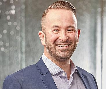 Luke Markewych, The Habitat Company's Regional Manager of the Market Rate portfolio