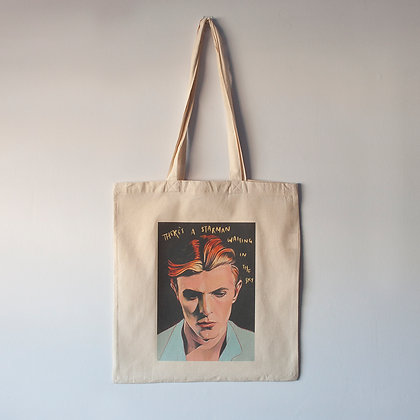 Bowie Eco Tote Bag