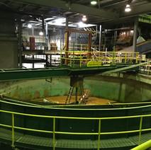 Zinc Thickener Tank