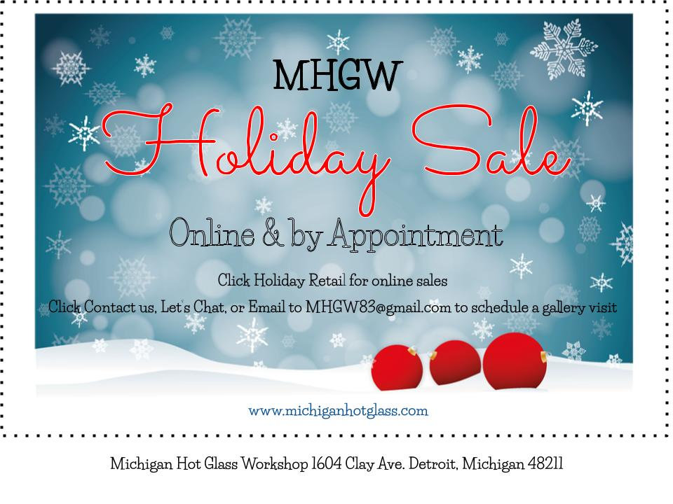 Copy of MHGW 2020 Holiday Sale - Website